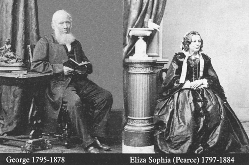 George and Eliza Bowman